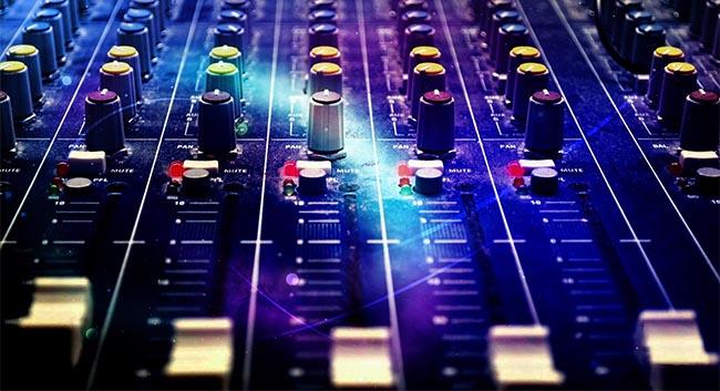 Corso di Tecnico del suono inizio ottobre  2019