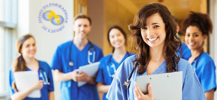 CORSO DI QUALIFICA REGIONALE – OSS (Operatore Socio Sanitario) 1000 ore – inizio SETTEMBRE  2019